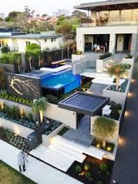 Mercurio Design Lab Create A Modern Villa In Singapore Design - Home architecture design