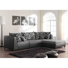 divan canapé canapé mango kanwa noir canapé sofa divan achat vente canapé