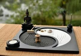 Tabletop Rock Garden Zen Garden Outdoor Furniture Zen Garden Table Water Zen