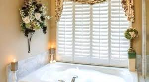 ideas for bathroom windows marvelous bathroom curtains design ideas bathroom window curtains