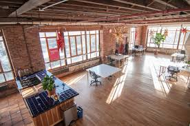 loft design 10 ideas for great office design on the cheap radish lab
