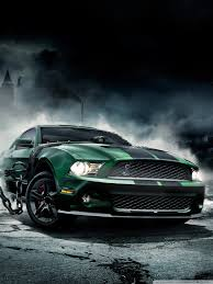 Black Mustang Wallpaper Mustang Monster Hd Desktop Wallpaper High Definition