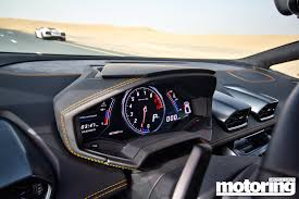 lamborghini huracan speedometer lamborghini huracan and aventador reviewmotoring middle east car
