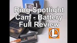 solar spot light reviews ring spotlight cam battery review solar panel unboxing setup