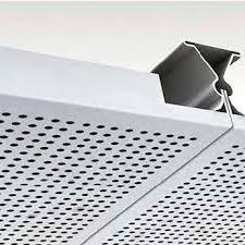 controsoffitto alluminio pannello di rivestimento in acciaio in alluminio per