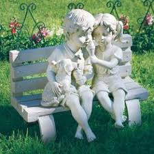 cheap garden statues get quotations pack of 3 cherub with