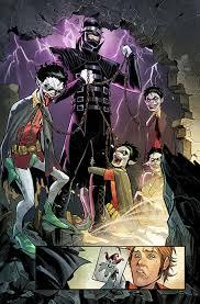 batman dc unveils joker batman mashup the batman who laughs nerdist