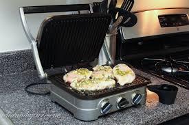 Toaster Oven Recipes Chicken Lemon Grilled Chicken Breast Rehana Du Jour