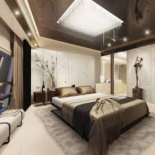 service apartment interior design mocha unit 01 bed rev