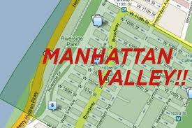 Manhattan Zip Code Map The New York Times Stumbles Into Manhattan Valley Curbed Ny