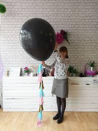 gender reveal balloons gender reveal balloons boy or girl baby shower tassels
