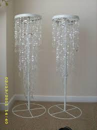 Chandelier Strands 25 Ideas Of Faux Crystal Chandelier Wedding Bead Strands