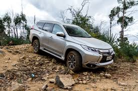 mitsubishi pajero sport modified 2017 mitsubishi pajero sport exceed review a better pajero than