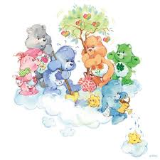 709 vintage care bears images care bears