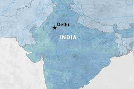 Blank Map Of Delhi by Delhi Experience Independent India Tours Peregrine Adventures Us