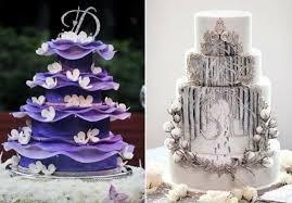 deco mariage original gâteau de mariage original en 105 idées de décoration florale