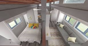 tiny house slide out transformer tiny house automatically expands with rv inspired pop