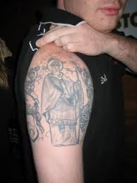 lower hip tattoo ideas irish tattoo art
