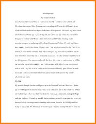 resume for student teachers exles of autobiographies 5 exle of an autobiography of a college student lpn resume