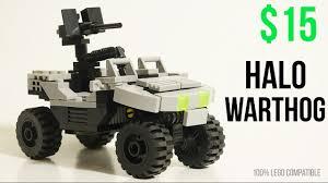 halo warthog mega bloks lego halo warthog set moc for stop motion animation master chief