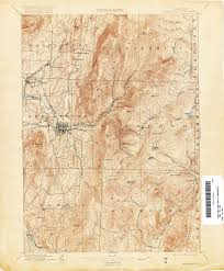 Map Vermont Vermont Historical Topographic Maps Perry Castañeda Map