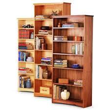 Bookshelves Cherry by Standard Bookcases Scott Jordan Furniture