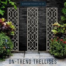 Trellis As Privacy Screen 13 Best Garden Screens And Trellises Images On Pinterest Garden