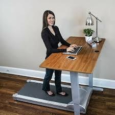 Standing Or Sitting Desk Stand Up Desk Treadmill Rebel Desk