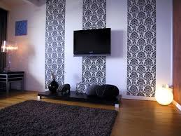 wallpapers for home interiors living room wallpaper ideas as the best decoration wisma home