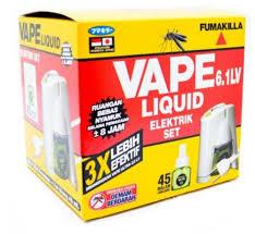 Obat Nyamuk Vape jual vape liquid elektrik set anti nyamuk vape 45 hari di lapak