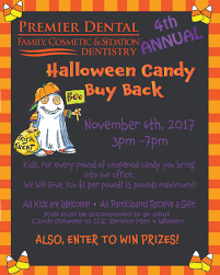 Halloween Cubicle Decorating Contest Flyer by Family Dentist Omaha Ne