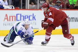 Arizona travel gear images Arizona coyotes travel to face the vancouver canucks five for jpg