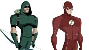 the flash fan art cool fan art imagines arrow the flash and supergirl series