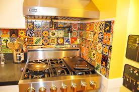 mexican tiles for kitchen backsplash mexican tile backsplash kitchen home design inspiration