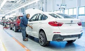 bmw car plant bmw s u s factory will be company s global car plant