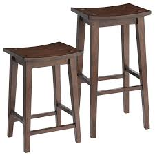 lawson tuscan brown backless counter u0026 bar stool pier 1 imports