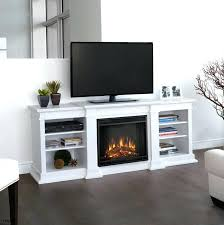 Tv Stands With Electric Fireplace Electric Fireplace Tv Stand Led Tweeps Co