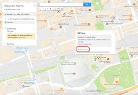 Google Maps Routing by Send A Custom Route On Google Maps To Your Phone