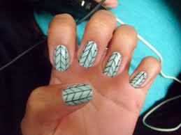 easy aztec nail art gallery nail art designs