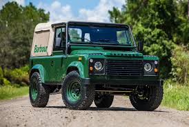 defender land rover off road barbour and orvis are giving away a custom land rover defender