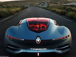 renault 26 daily timewaster the art of speed renault 2016 trezor concept
