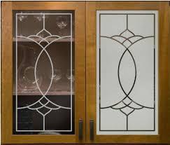 Designs For Kitchen by Glass Cabinet Kitchen Ideas