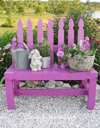 creative of decorative outdoor benches 25 best ideas about garden