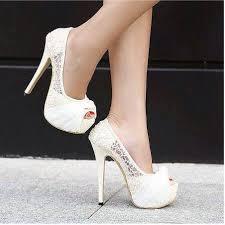 wedding shoes white white lace wedding shoes pinkous