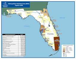 Florida Zip Code Map Msa To Zip Code Mapping Zip Code Map