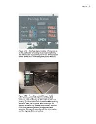 Seatac Terminal Map Chapter 4 Parking Wayfinding And Signing Guidelines For