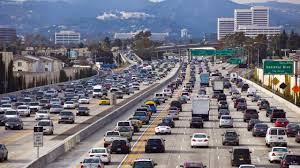 thanksgiving traffic worst times to drive in los angeles during