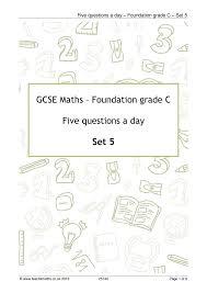 Gcse Simultaneous Equations Worksheet Maths Revision Activities Teachit Maths