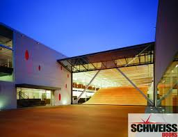 Designer Door by Schweiss Designer Doors Dress Up Buildings Worldwide 3