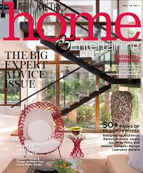 Home Design Magazine In Philippines by Metro Home Magazine Philippines I T O K I S H